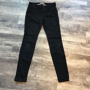 Rich & Skinny black skinny leg pants 27